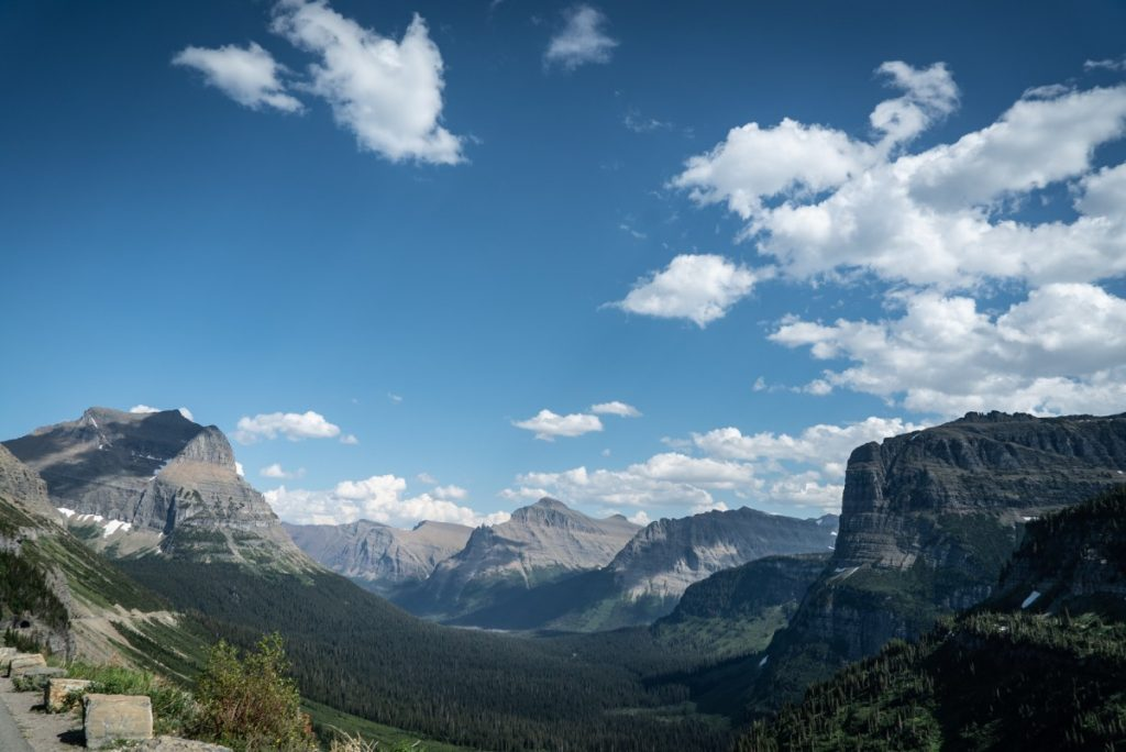 montana road trip to Glacier National PArk