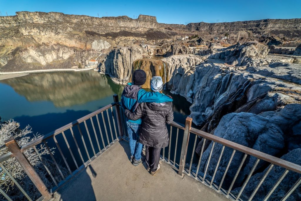 Things to do in idaho Shoshone Falls State Park Twin Falls