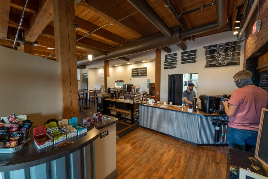 al banco coffee shop in great falls