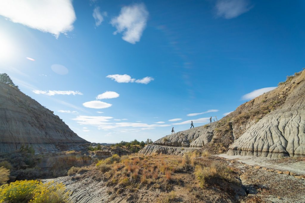 Things to Do in Southeast Montana Without the Crowds Makoshika Montana badlands