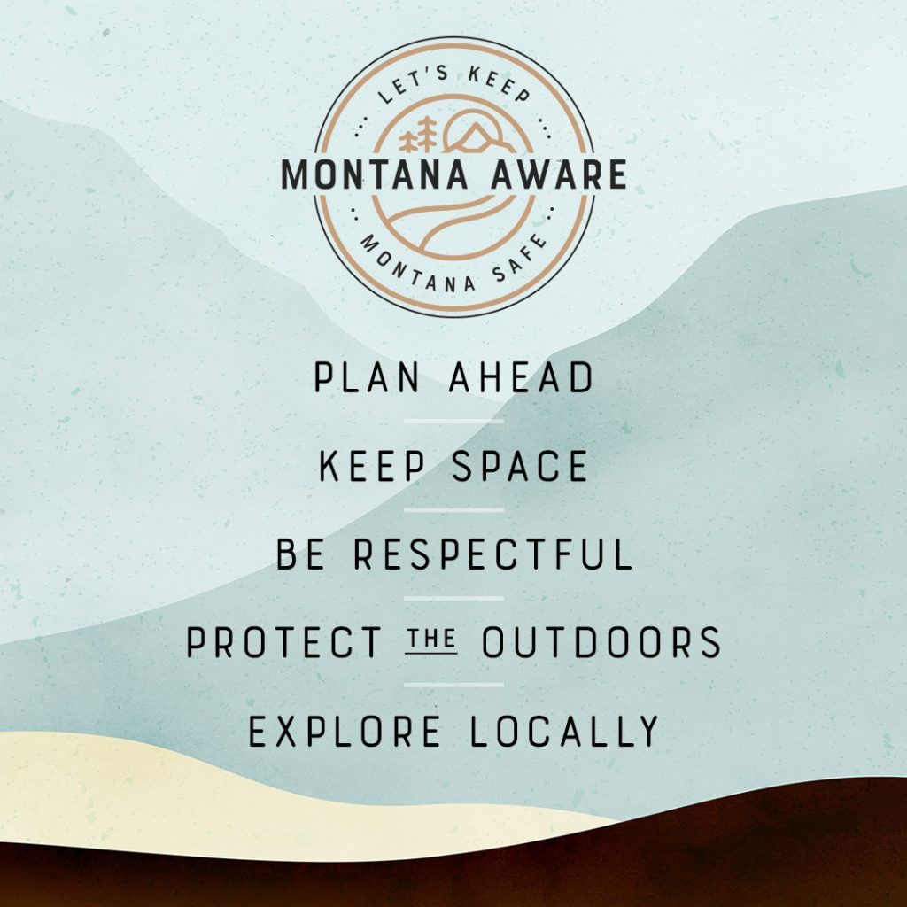 montana aware logo and guidelines
