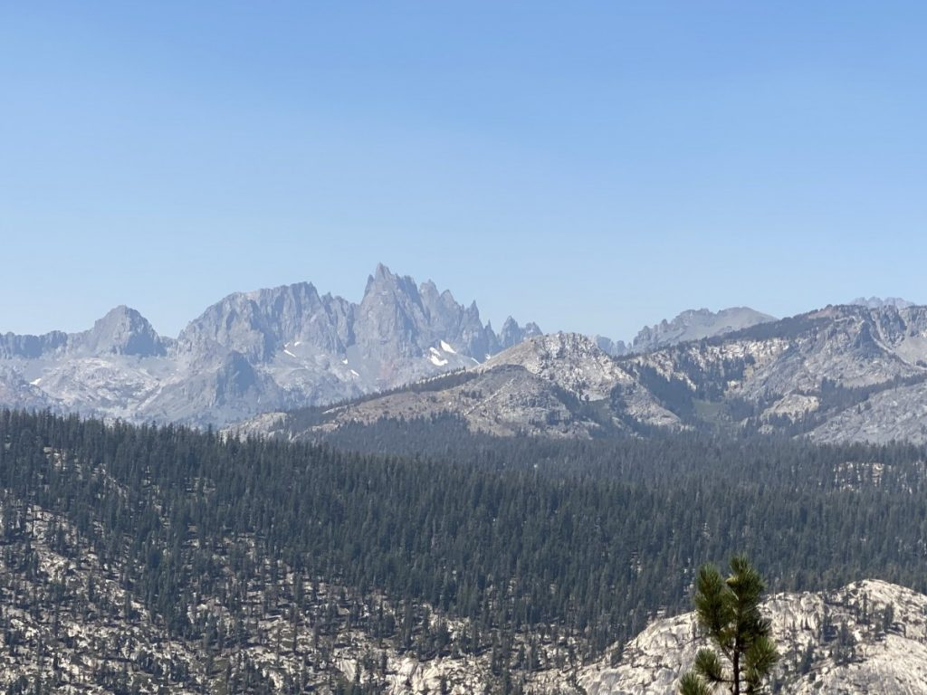 east side sierra nevada mountains