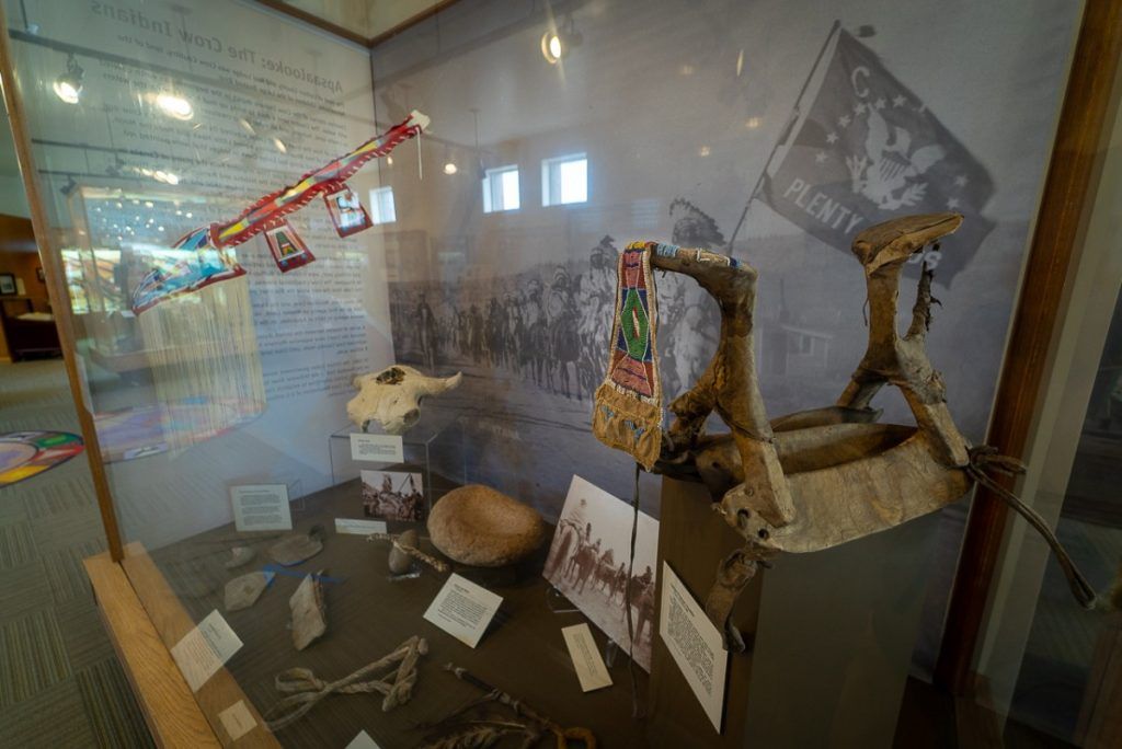 artifacts of Red Lodge history