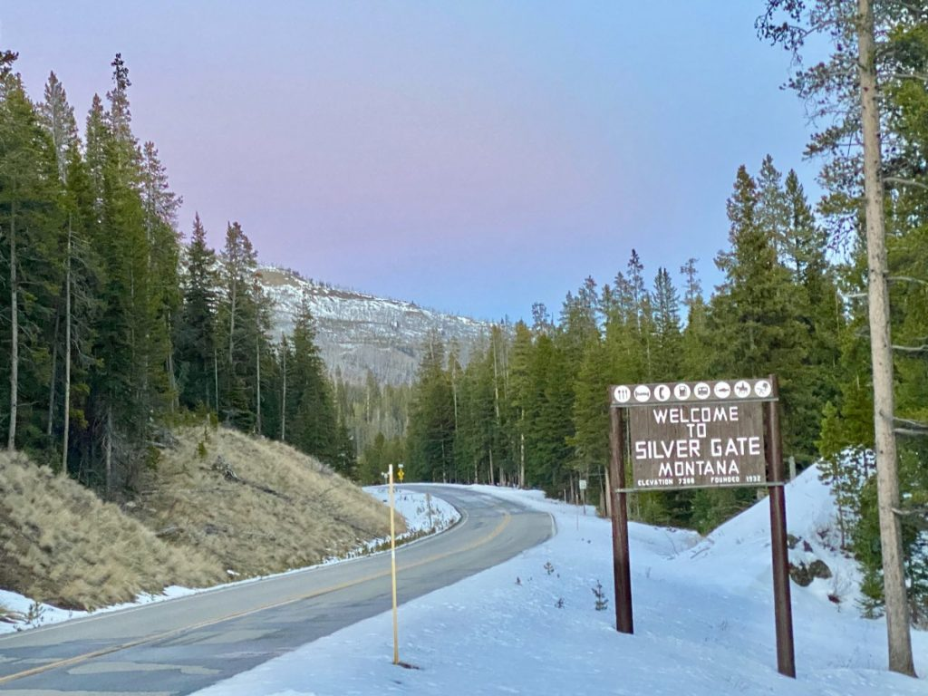 things to do in Silver Gate Montana near Yellowstone
