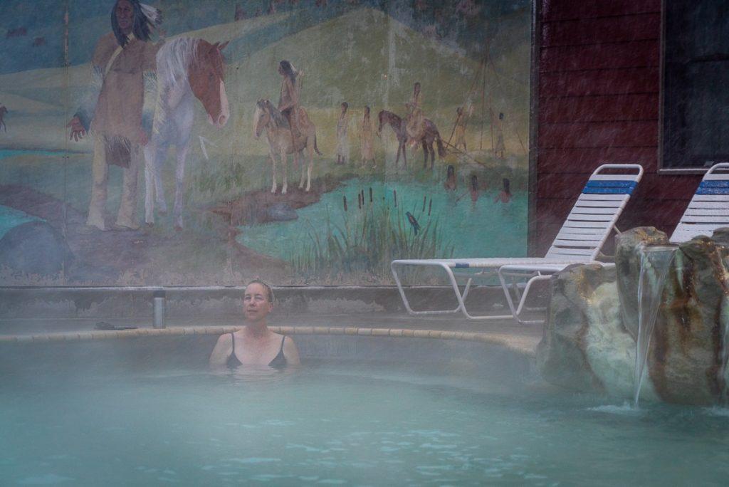 montana hot springs