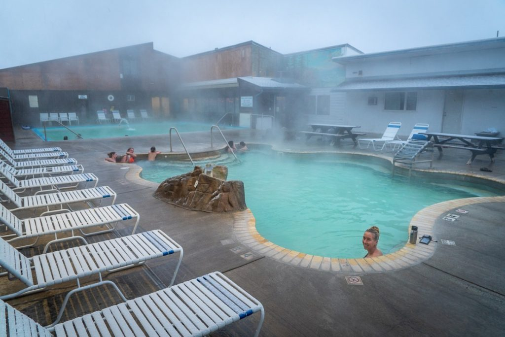 white sulphur springs hot springs in Montana