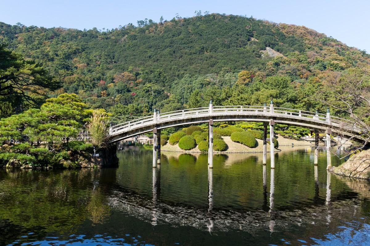 Biking in Takamatsu