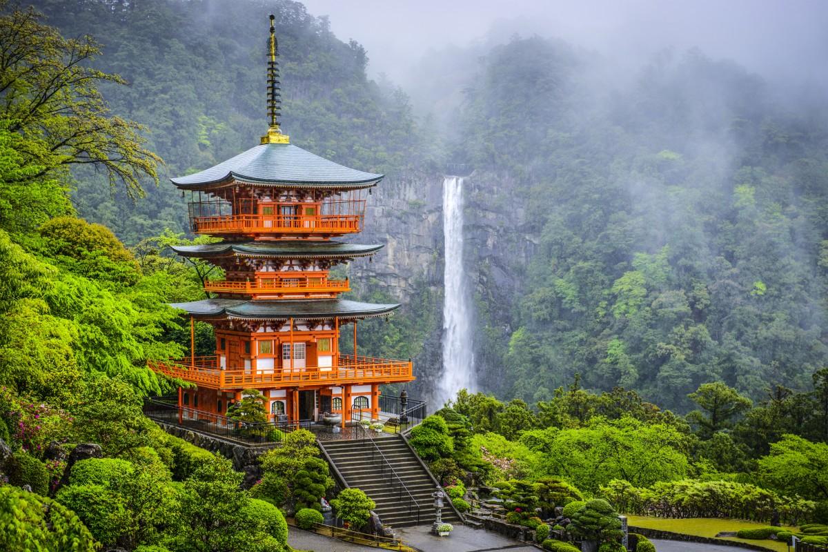Nachi Japan outdoor adventure