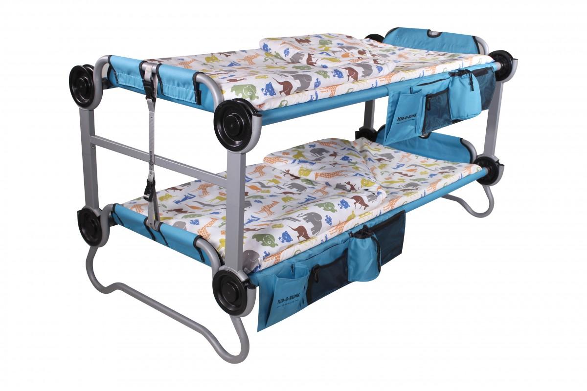 camp cot bunk bed