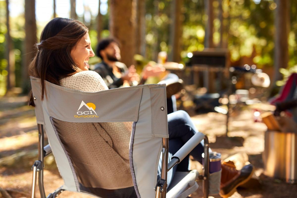best camp rocking chair