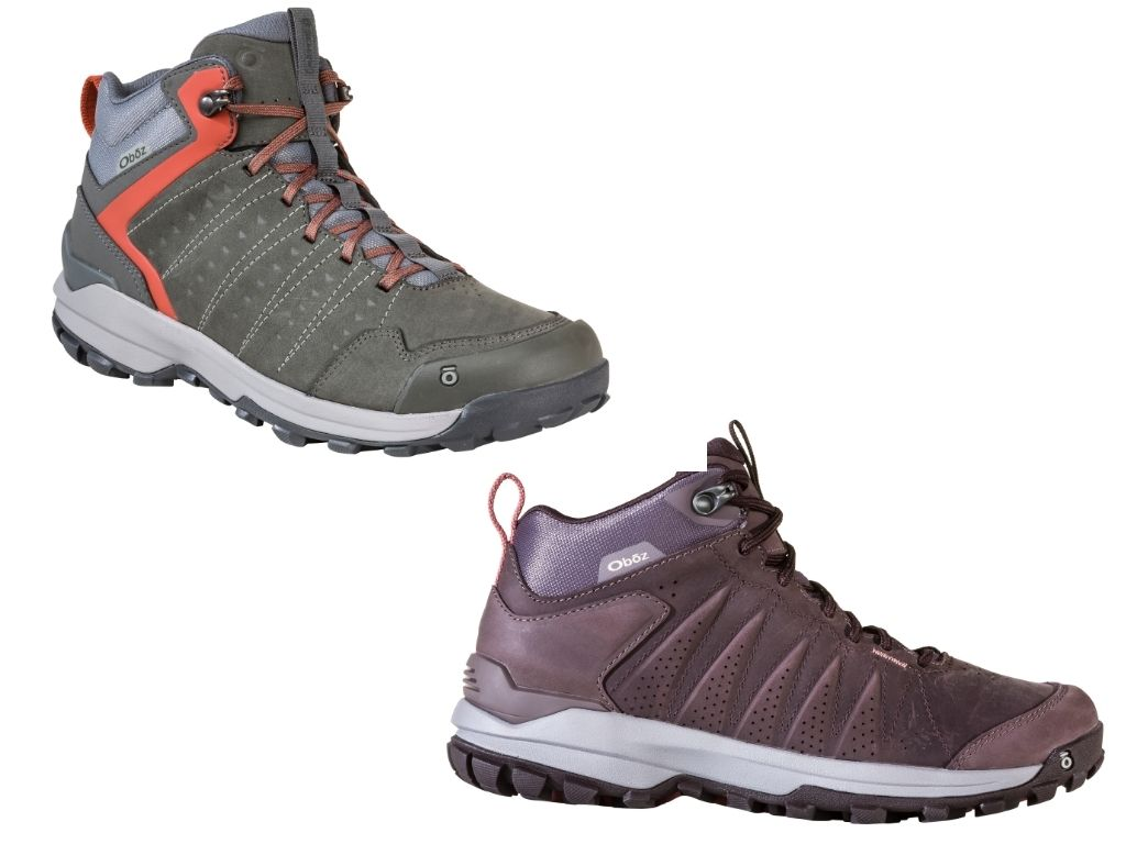 best hiking boots Oboz