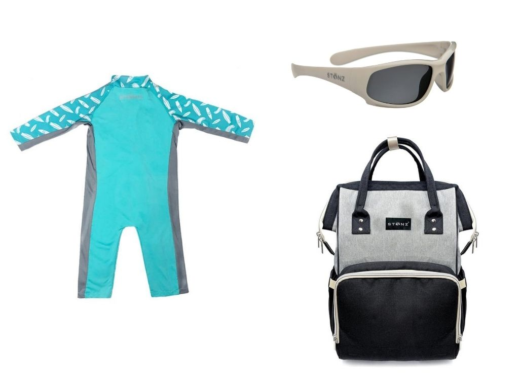 sun protection for babies and kids
