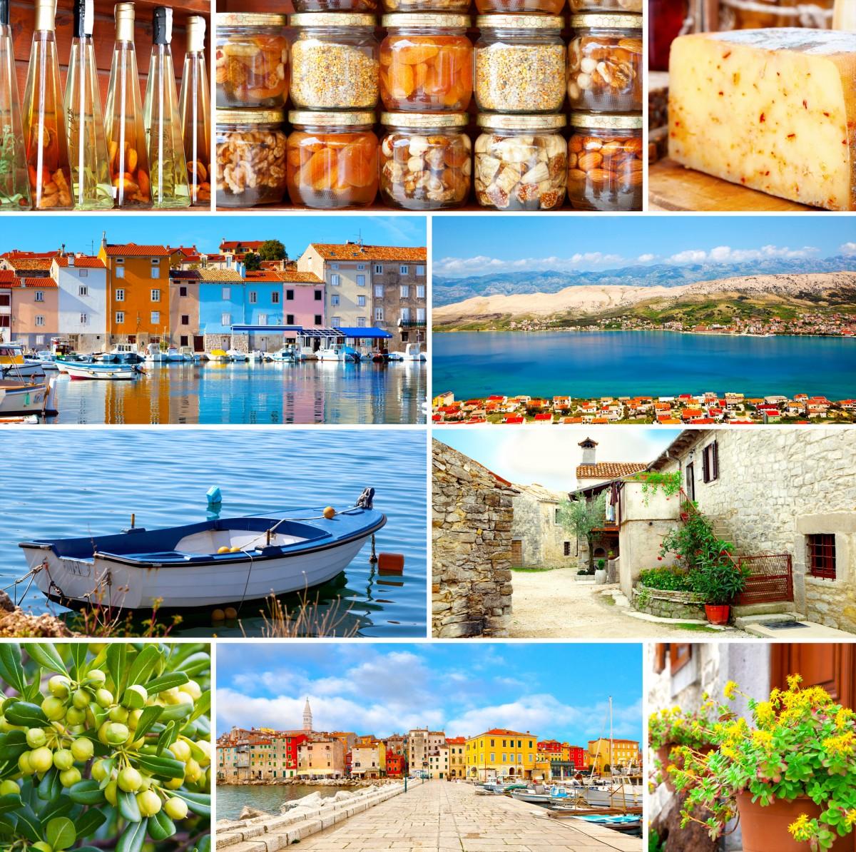Istrian food highlights Croatia