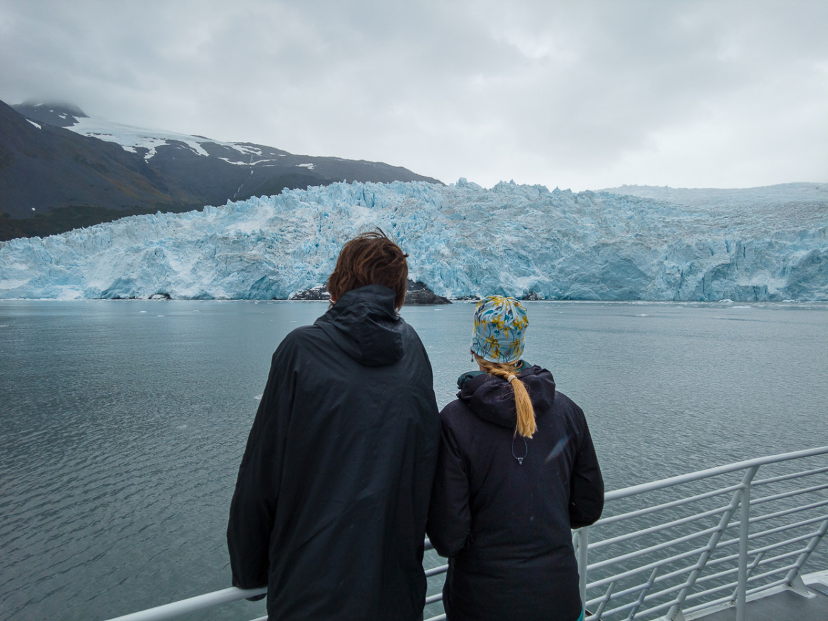 glacier cruise from Anchorage Alaska