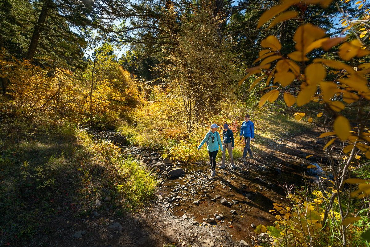 best fall hikes in montana