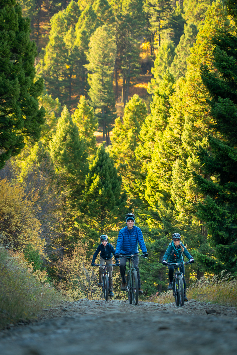 mountain biking in the Bridger Range is one of the Things to do in Belgrade, MT