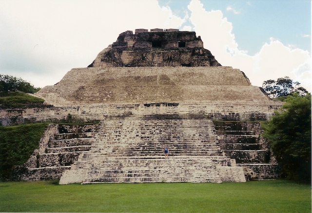 El Castillo at Xunantunich, Belize